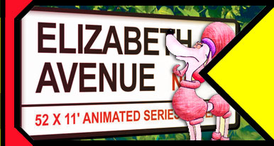 elizabeth avenuecartoon tv series